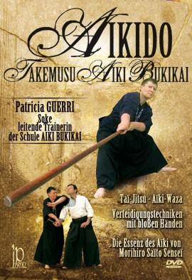 Aikido Takemusu Aiki Bukikai, DVD 158