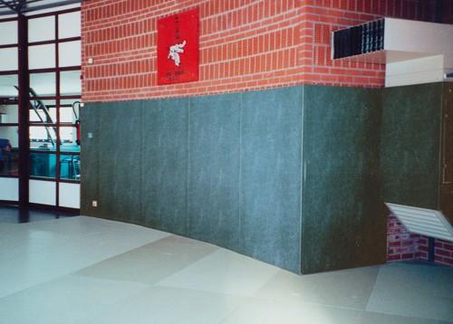 Wandprallschutz RG 120 2 m x 1 m