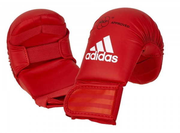adidas Kumite Handschuhe WKF approved rot, 661.22