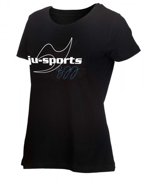 "Ju-Sports Signature Line ""BJJ"" T-Shirt ladycut"