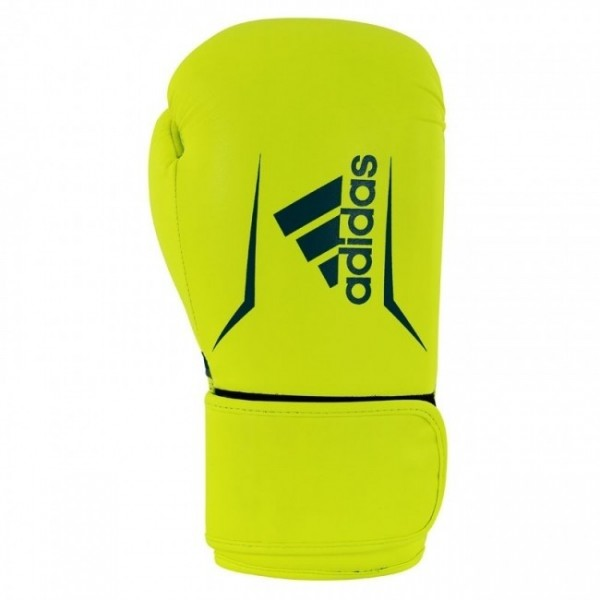 adidas Boxhandschuhe Speed 100, ADISBG100 yellow/blue