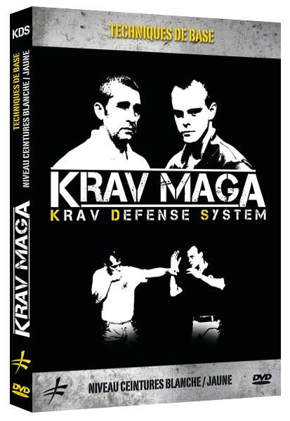 Krav Maga - Krav Defense System - Grundtechniken (321)