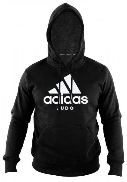 """adidas Community line Hoody Judo """"Performance"""" black/white, ADICHJ"""