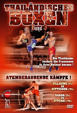 Thailändisches Boxen Band 3, DVD 156