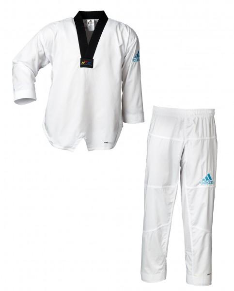 adidas Taekwondoanzug adi contest blaues Logo, ADITC03_CH