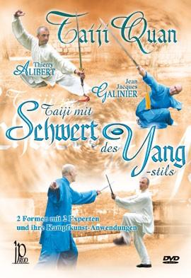 TAIJI mit Schwert des Yang-Stils DVD 141