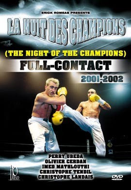 FULL-CONTACT Die Nacht der Champions 2001-2002, DVD 123
