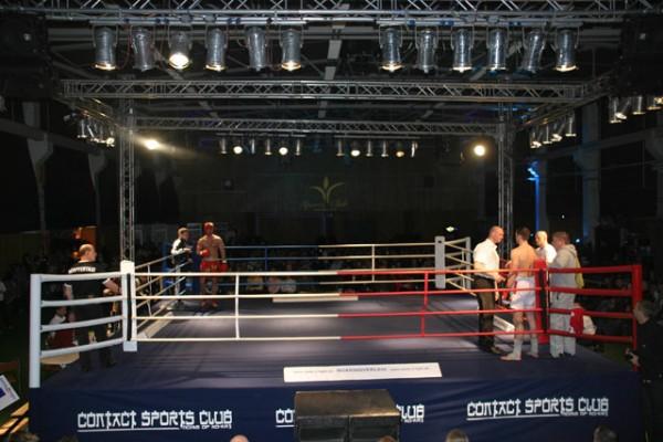 Boxringsverleih: Hochring (für Großveranstaltungen)
