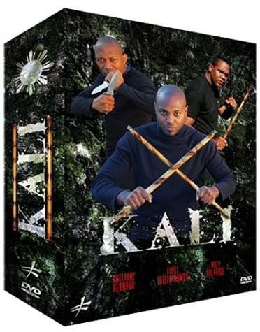 3 DVD Kali COF 52