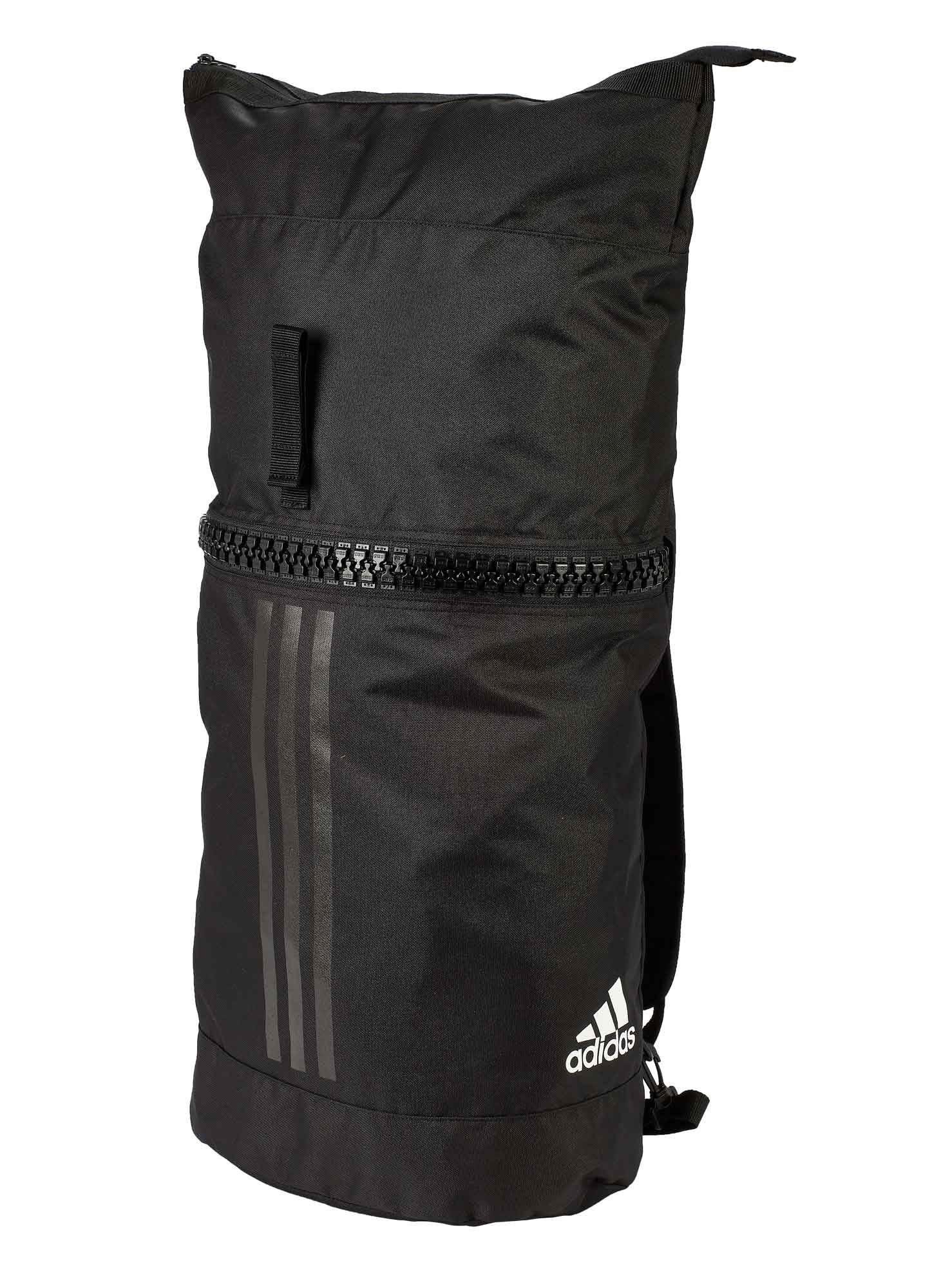 lower price with sneakers for cheap exclusive deals adidas Military Bag Martial Arts black/white adiACC044 Nylon