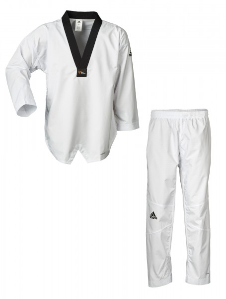 adidas Taekwondoanzug, Fighter ohne Streifen, ADITF01