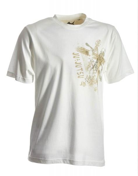 Ju-Jutsu-Shirt Trace weiß