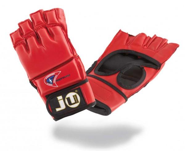 Ju-Jutsu/MMA Handschutz Intermediate rot