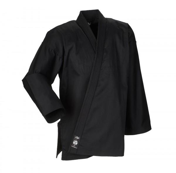 Element Jacke schwarz slim cut
