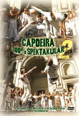CAPOEIRA 100 % spektakulär, Bd. 2, DVD 154