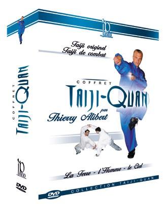 TAIJI-QUAN-PACK (dvd 48 - dvd 61 - dvd 77)