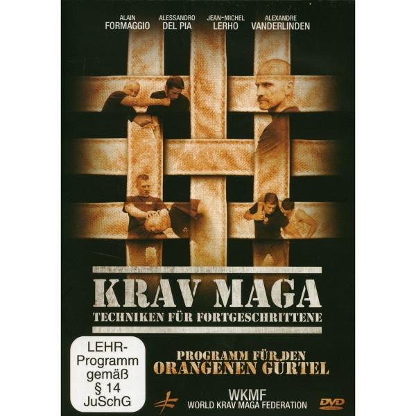 Krav Maga - Techniken für Fortgeschrittene, DVD 262