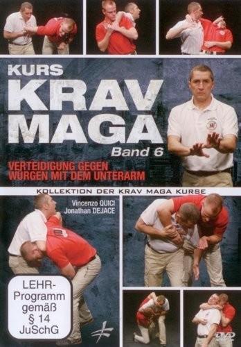Krav Maga Kurs Band 6 - Verteidigung gegen Unterarmwürger (288)
