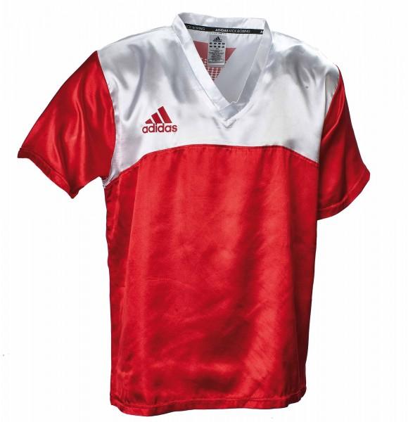 adidas Kickbox-Shirt rot/weiß, adiKBUN100S