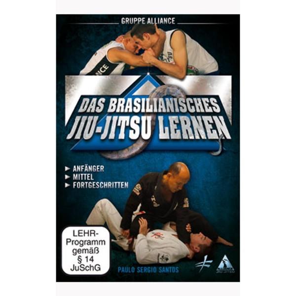 Das Basilianische Jiu-Jitsu lernen, DVD 253