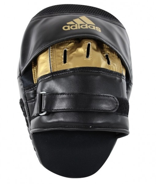 adidas Training Curved Paar-Pratzen kurz, ADISBAC01