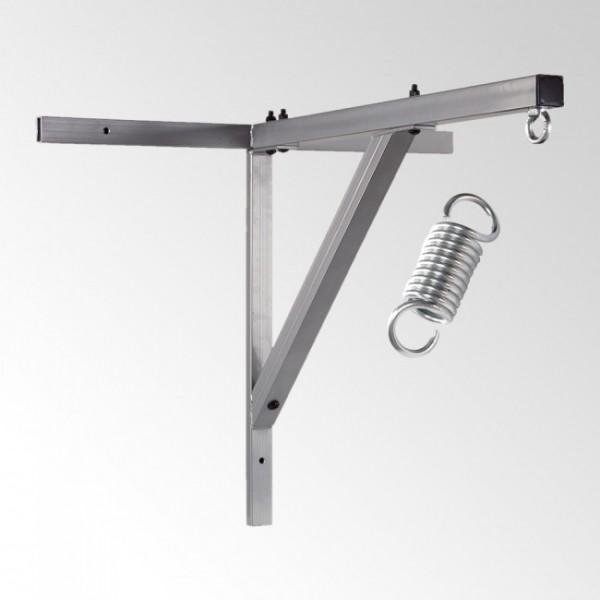 Sandsack-Wandhalterung Stahl + Feder
