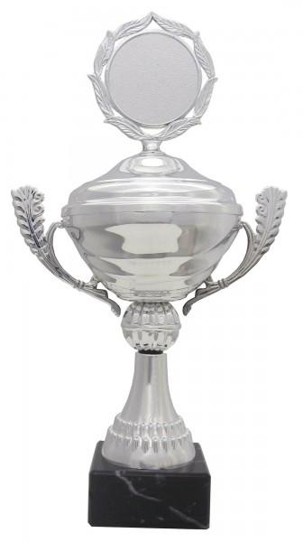 """Pokal """"Alaska"""" in silber"""