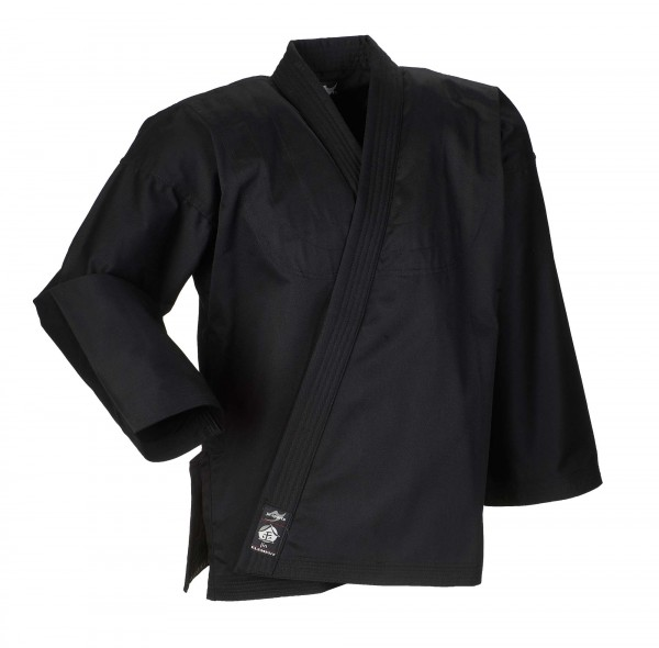 Element Jacke schwarz wide cut