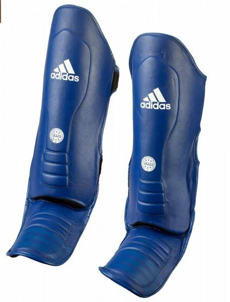 adidas Super-Pro Shin-n-Step - blue, WAKO, ADIWAKOGSS11