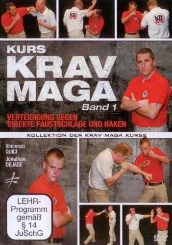 Krav Maga Kurs Band 1 - Verteidigung gegen Faustschläge und Haken (287)