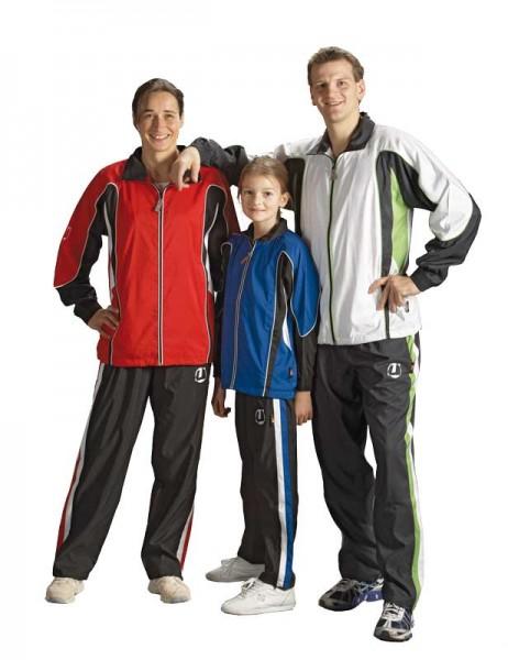 Trainingsanzug Ju-Sports Rio weiß/anthrazit