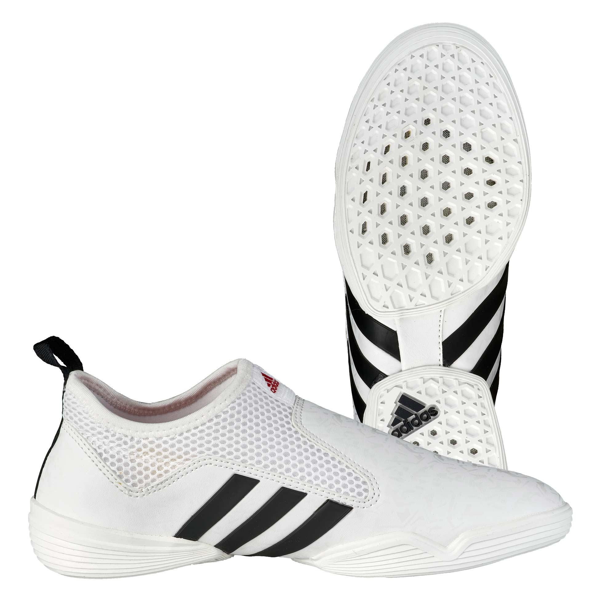 Adidas Adilux Schuhe Sneaker Turnschuhe weiß 11, 45 13