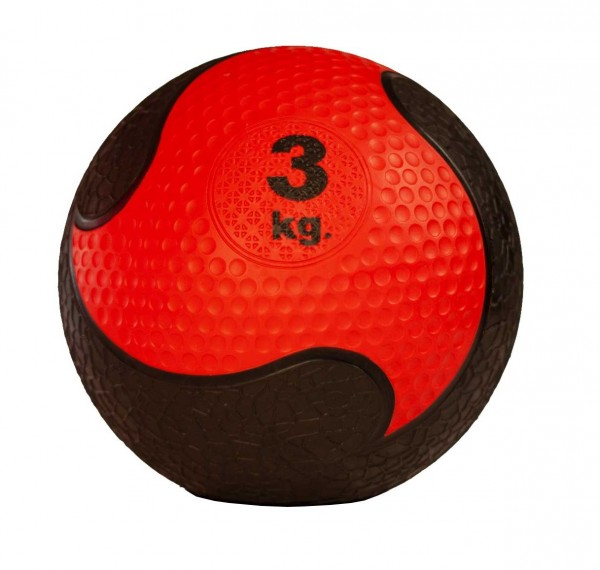 Medizinball Synthetik 3 kg, 1021