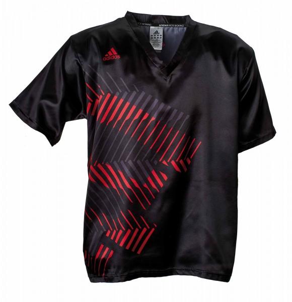 adidas Kickbox-Shirt schwarz/rot, adiKBUN300S