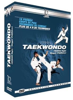 TAEKWONDO-PACK (dvd 30 - dvd 65)