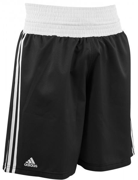 adidas Box-Short schwarz/weiß, ADIBTS02