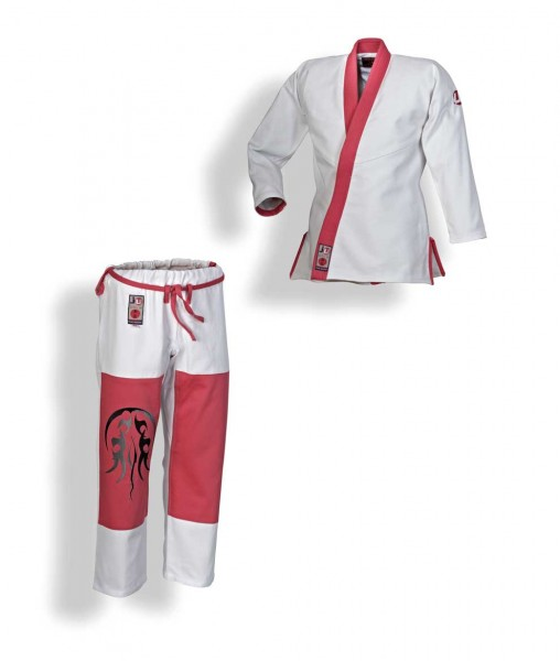 "Brazilian Jiu-Jitsu Anzug ""Pearl Amazona"""
