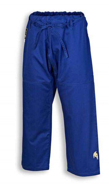 Judo Hose Gladiator blau