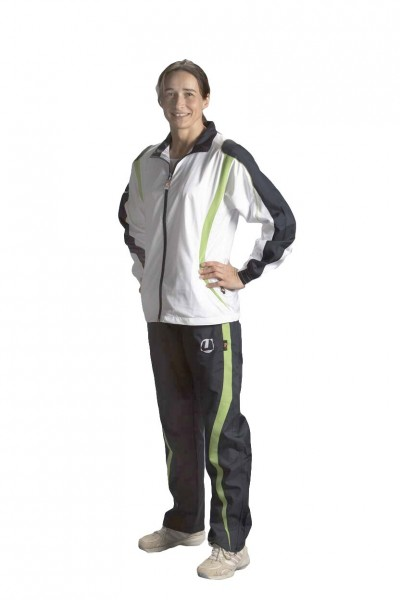 Trainingsanzug Ju-Sports Rio blau/schwarz Trainingsbekleidung