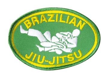 Patch Brazilian Jiu-Jitsu