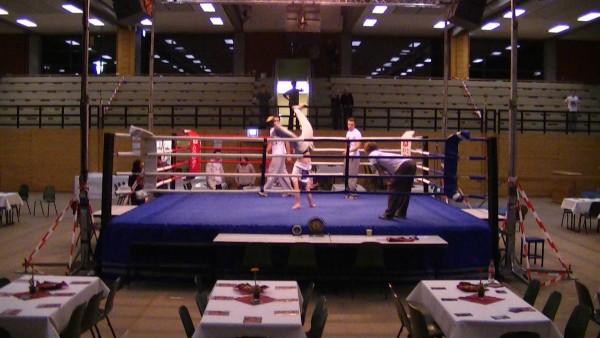 Boxringsverleih: Boxring (für MMA und Boxen/Kickboxen)