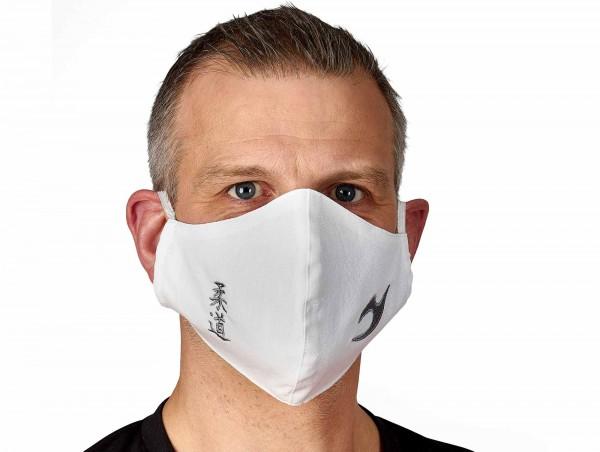 Maske für Mund und Nase - Judo Kanji