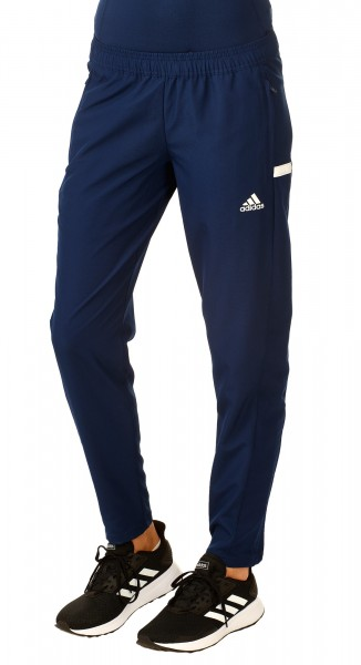 adidas T19 Woven Pants Damen blau/weiß, DY8807