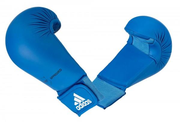 adidas Kumite Handschuhe WKF approved blau, 611.11