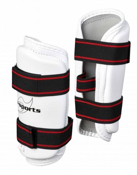Ju-Sports Unterarmschutz PU weiß