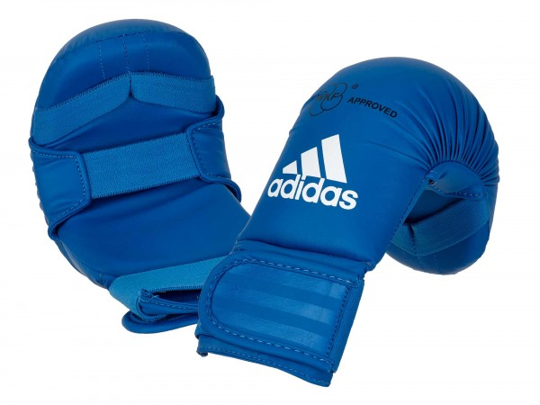 adidas Kumite Handschuhe WKF approved blau, 661.22