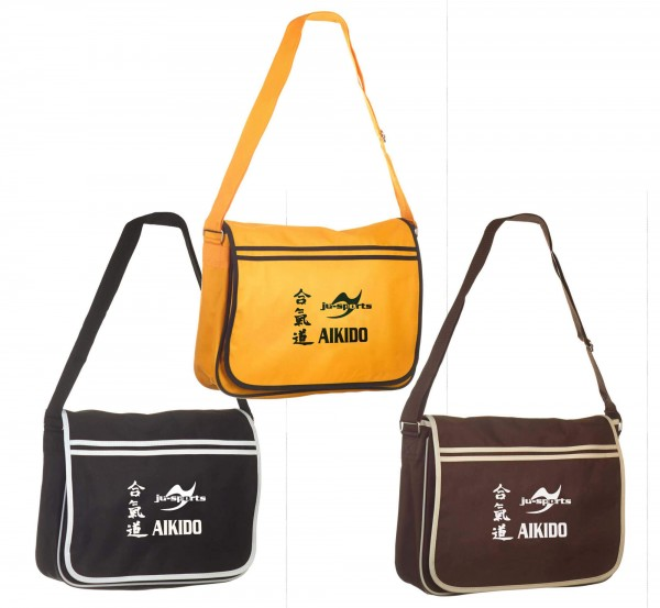 Messenger Bag Retro Aikido