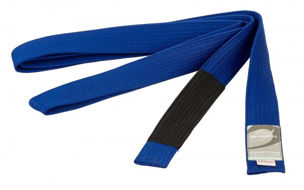 BJJ Gürtel blau Competition superlight unisize 270 cm