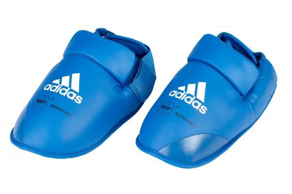 adidas Fußschutz Kunstleder blau, WKF approved, 661.50