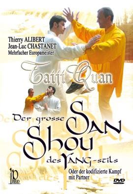 TAIJI QUAN Der große San Shou des Yang-Stils , DVD 142